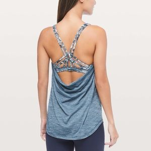 Lululemon Moment to Movement Open back tank top